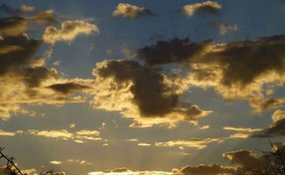 Ehe Versprechen - Wolken